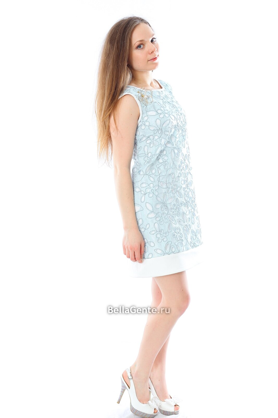 платье 1646 open style